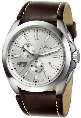Esprit Gents Watch Classic Elite White 4430735