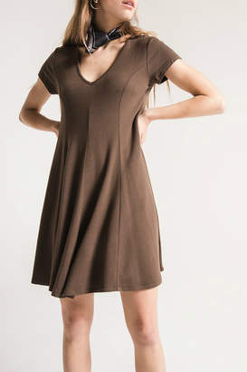 Others Follow Sadie Fit and Flare Dress