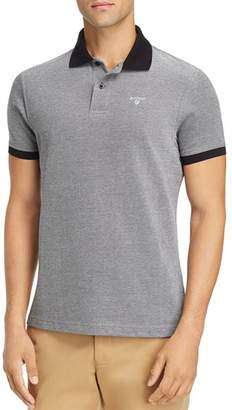Barbour Sports Color-Block Classic Fit Polo Shirt