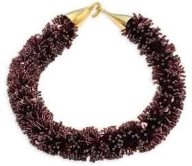 Lizzie Fortunato Spirit Sequin Collar Necklace