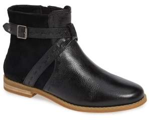 Hush Puppies R) Chardon Belt Water Resistant Bootie