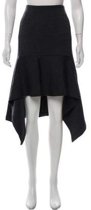 Marni Virgin Wool-Blend Skirt