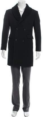 3.1 Phillip Lim Virgin Wool Double-Breasted Coat