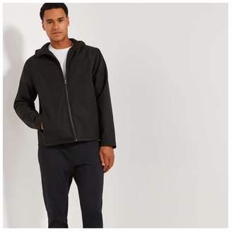 Joe Fresh Men's Zip-Front Jacket, Black (Size XL)