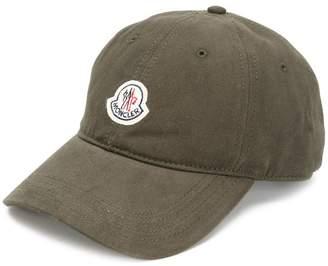 edd1e3775b8 Moncler logo patch baseball cap