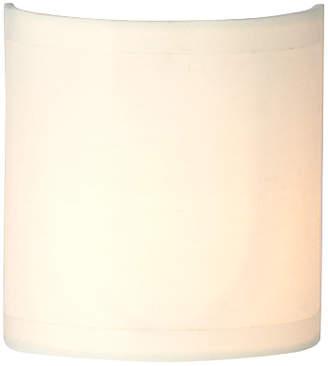 John Lewis The Basics Lulu Half Drum Candle Shade, Cream