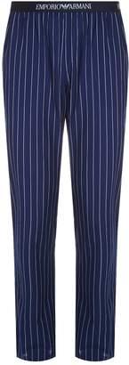 Giorgio Armani Patterned Pyjama Trousers