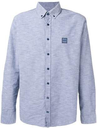 HUGO BOSS button down collar shirt