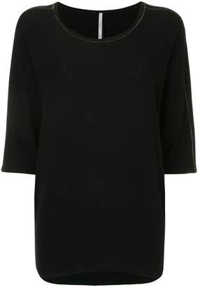 Poiret batwing sleeve T-shirt