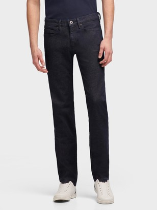 DKNY The Williamsburg Slim Jean – Slub Indigo