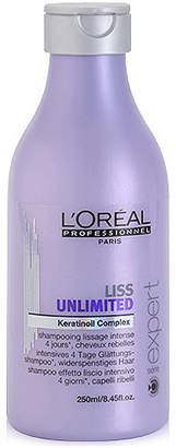 L'Oreal Professional Serie Expert Liss Unlimited Smoothing Shampoo, 8.45-oz, from Purebeauty Salon & Spa