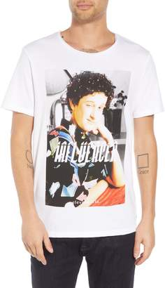 Eleven Paris ELEVENPARIS Saved by the Bell Graphic T-Shirt