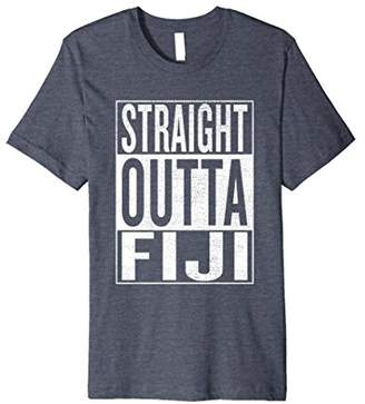 IDEA Straight Outta Fiji Great Travel & Gift T-Shirt