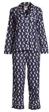 Kate Spade Graphic Print Pajama Set