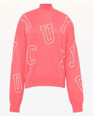 Juicy Couture JXJC Juicy Letter Motif Sweater