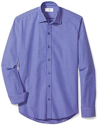 Buttoned Down Men's Slim Fit Supima Cotton Sport Shirt (3 Collars Available)