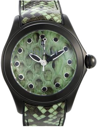 Corum Unisex Leather Watch