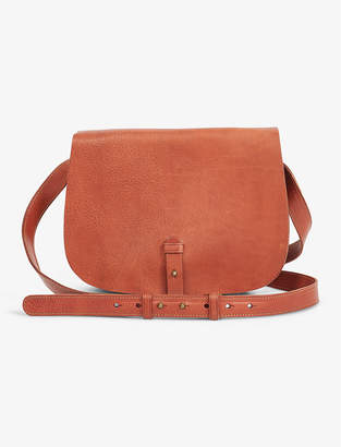 Lucky Brand THE POINT SADDLE BAG