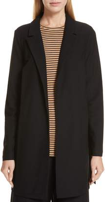 Eileen Fisher Classic Collar Jacket