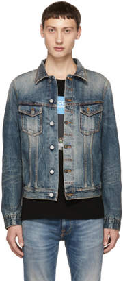 Nudie Jeans Blue Billy Joakim Replica Denim Jacket