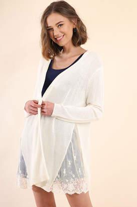 Umgee USA Knit Light Sweater