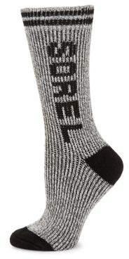 Sorel Two-Tone Crew Socks