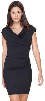 Hale Bob Parisia Crepe Knit Dress