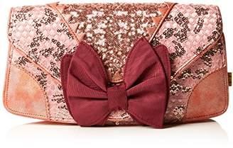 Irregular Choice Womens Fizzy Pop Bag Clutch