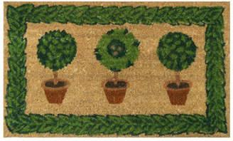 Rubber-Cal, Inc. Grandma's Plants Home Doormat