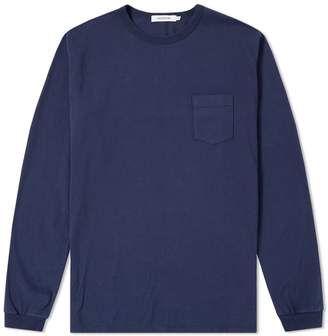 Nonnative Long Sleeve Dweller Tee
