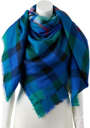 Apt. 9 Women's Plaid Square Scarf
