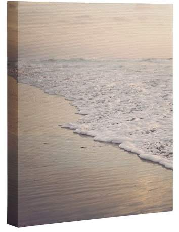 Bree Madden Fading Sea Art Canvas