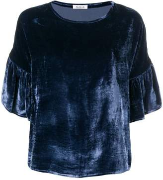 P.A.R.O.S.H. loose flared blouse