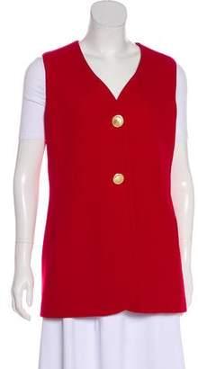 Christian Dior Wool Vest