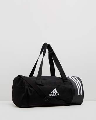 adidas Convertible 3-Stripes Duffle Bag