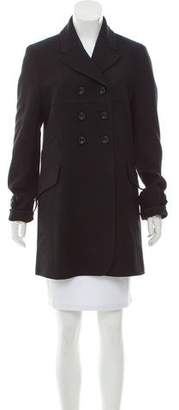 Max & Co. MAX&Co. Double-Breasted Wool-Blend Coat