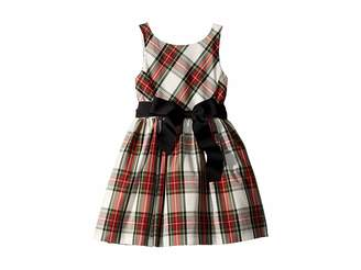 Polo Ralph Lauren Fit and Flare Dress (Toddler)