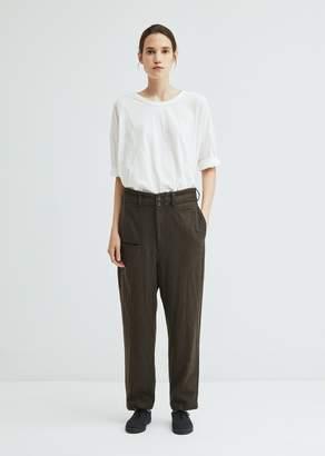 Y's Wool Blend Workwear Pant