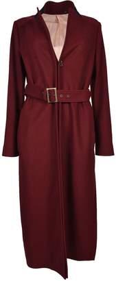 Jil Sander Belted Coat