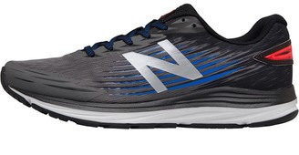 Mens Synact Stability Running Shoes Grey