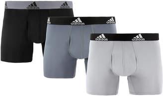 adidas Men's 3-Pk. ClimaLite Trunks