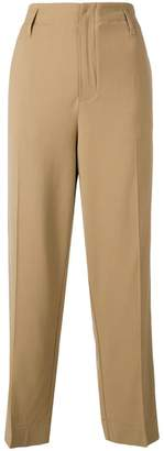 Forte Forte cropped tailored trousers