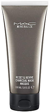 M·A·C MAC Mineralize Reset & Revive Charcoal Mask