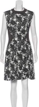 Thakoon Jacquard Paneled A-Line Dress w/ Tags