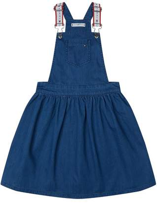 Tommy Hilfiger Pinafore Dress