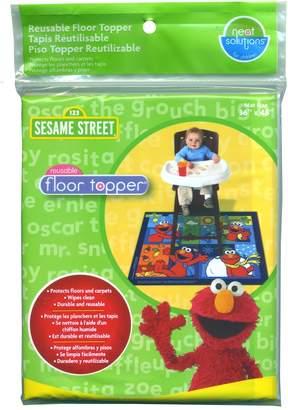 Sesame Street Kohl's Floor Topper Reusable Mat