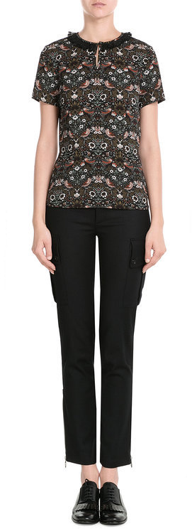 Marc by Marc Jacobs Wool Pants with Pockets
