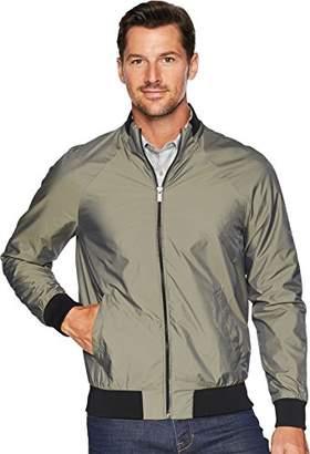 Calvin Klein Men's Nylon Jacket Full Zip