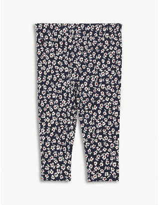 Ralph Lauren Floral print cotton-blend leggings 3-24 months