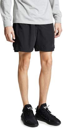 Halo Nylon Shorts